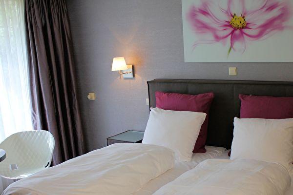 Komfortzimmer mit Klimaanlage