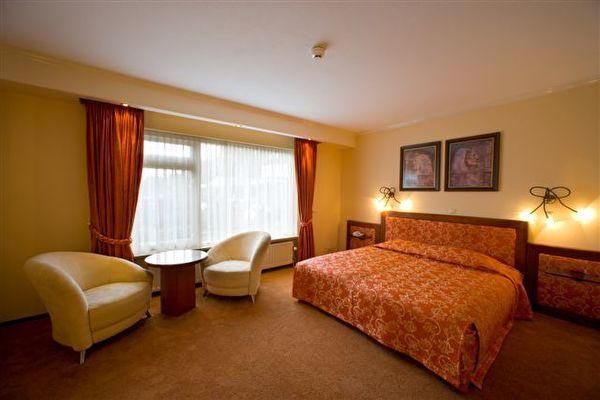 Luxuriösen Hotelzimmer