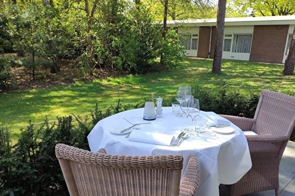 Private dining op uw eigen terras!